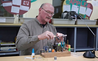 Fly Tyers Needed for CVTU Winter Fly Tying Classes