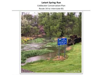 Letort Coldwater Conservation Plan